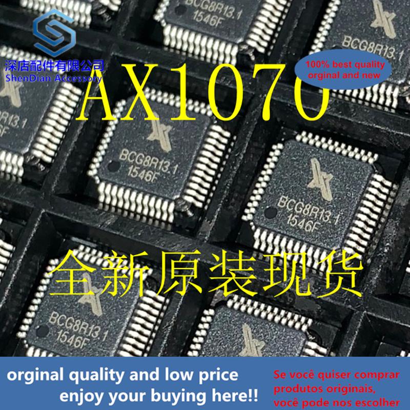 5pcs 100% Orginal And New AX1070 BCG8R13.1 QFP48 Best Qualtiy