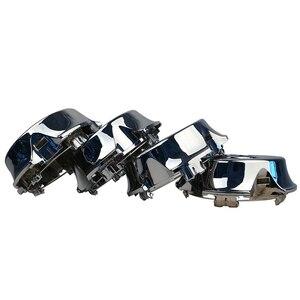 Image 5 - 4Pcs Rad Center Caps Hub abdeckung Radkappen Fit Viele SUV Für Land Cruiser FJ100 SUV Auto Rim Staub Abdeckung