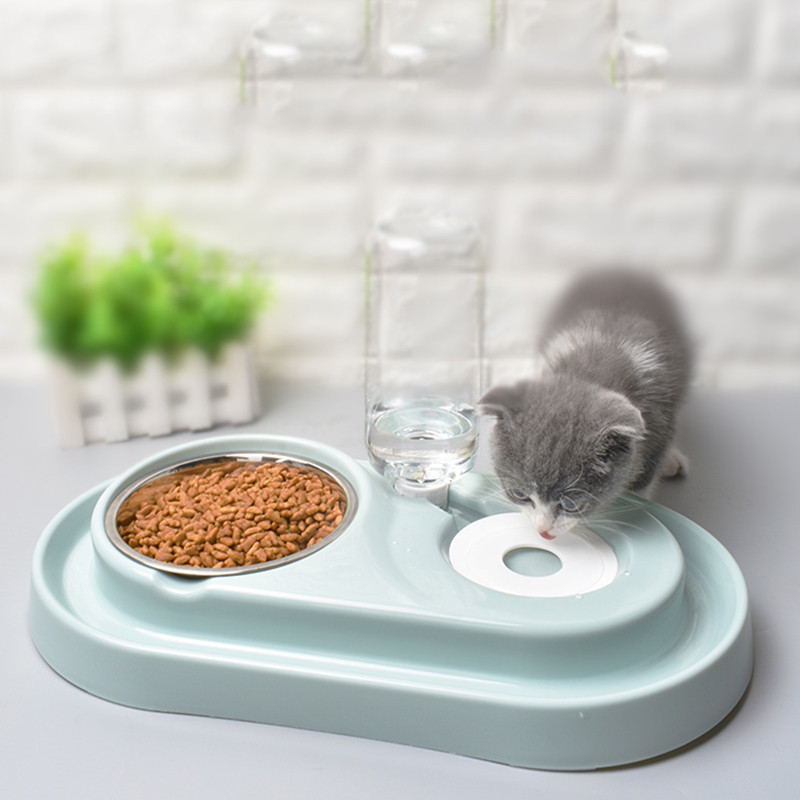 Pet-Bowl-Automatic-Feeder-Dog-Cat-Splash-Proof-Automatic-Drinking-Bowl-Stainless-Steel-Bowl-Dog-Cat (2)