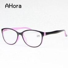 Ahora senhoras elegantes óculos de leitura floral para presbiopia mulher com diopters + 1.0 1.25 1.5 1.75 2.0 2.25 2.5 2.75 3.0 3.5 4.0