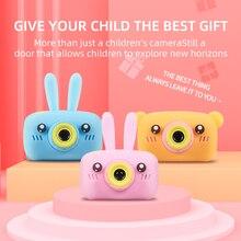 Камера для детей, Противоударная и передняя и задняя селфи-камера 12,0 м с 2,0 дюймовым ips-экраном, детские развивающие игрушки