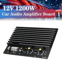 Bass Subwoofer Amplifier-Module Power-Mono Automotive Car 12V 600W Player Crystal 3D