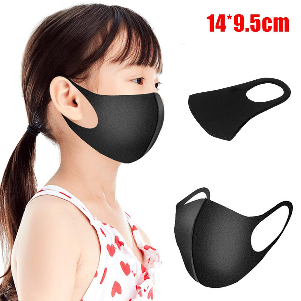 Children Breathable Washable Reusable Anti Dust Haze Outdoor Face Mouth Mask Washable And Reusable, Easy To Clean And Carry With