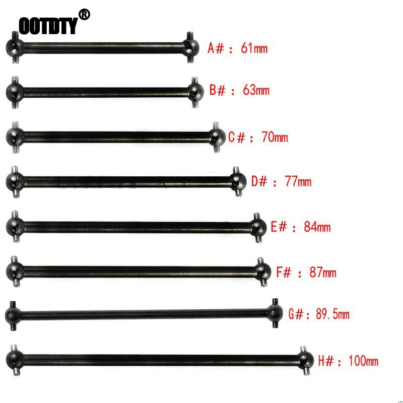 Aluminum Alloy Link Rod For For 1/10 HSP =94122 94111 94123 94188 94103 94170 RC Car Crawler