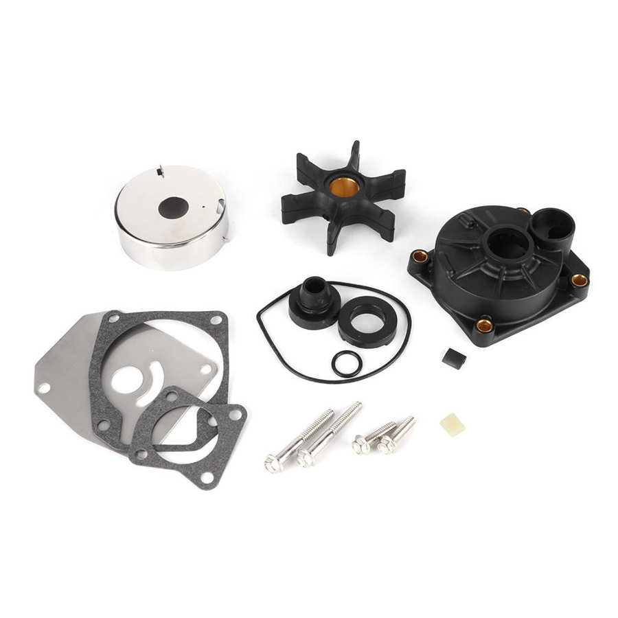 Pompe électrique pompe à eau turbine réparation Kit de reconstruction 5000308 Fit pour Johnson Evinrude hors-bord 40 45 50 55 60 HP pièces marines
