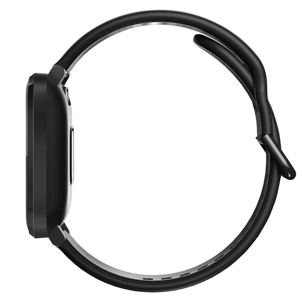 Blitzwolf BW-HL1 Smart Horloge Polsbandje Ips Groot Scherm 8 Sport Modus IP68 Waterdichte Display Hr Bloeddruk O2 Fitness Tracker