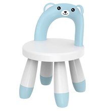 New Home Chair Children Stool Indoor Child Furniture Child Bench Pig Bear Children Chair Animal Shape Chair Baby Gift