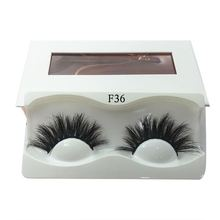 15mm Mink Lashes Thick Natural Long False Eyelashes High Quality 3D Mink Eyelashes Dramatic Full Strip Lashes Extension Makeup
