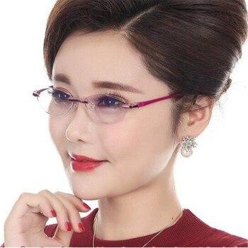 2020 Reading Glasses Women Presbyopic Glasses +1.50 +2.00 +3.00 Vasos Retro Eyewear Oculos De Grau Feminino Prescription Glasses