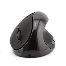 Rechargeable Wireless Mouse Ergonomic Vertical Mouse USB Optical 800/1200/1600 DPI Computer Game Mice for Laptop Desktop PC