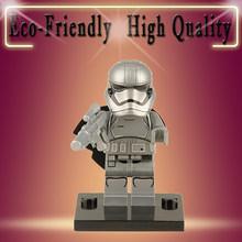 Star Wars ed XH146 La Forza Risveglia Phasma Tempesta Jedi Clone Trooper Building Blocks action figure Per Bambini Giocattoli del Regalo(China)