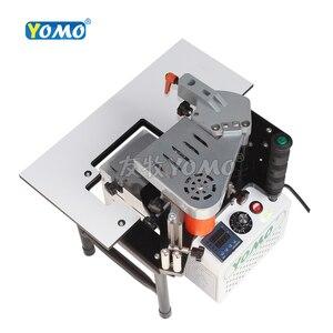 Image 4 - MY50 lavorazione del legno macchina bordatrice portatile in legno PVC Bordo Manuale Bander Doppio Lato Incollaggio 110V/220V 1200W