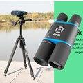 T103 8X52 Цифровой охотничий инфракрасный 1080P прибор ночного видения беспроводной телефон соединение день ночь цветной бинокль телескоп