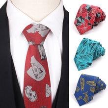 Classicjacquard neck ties for men women casual suits tie gravatas