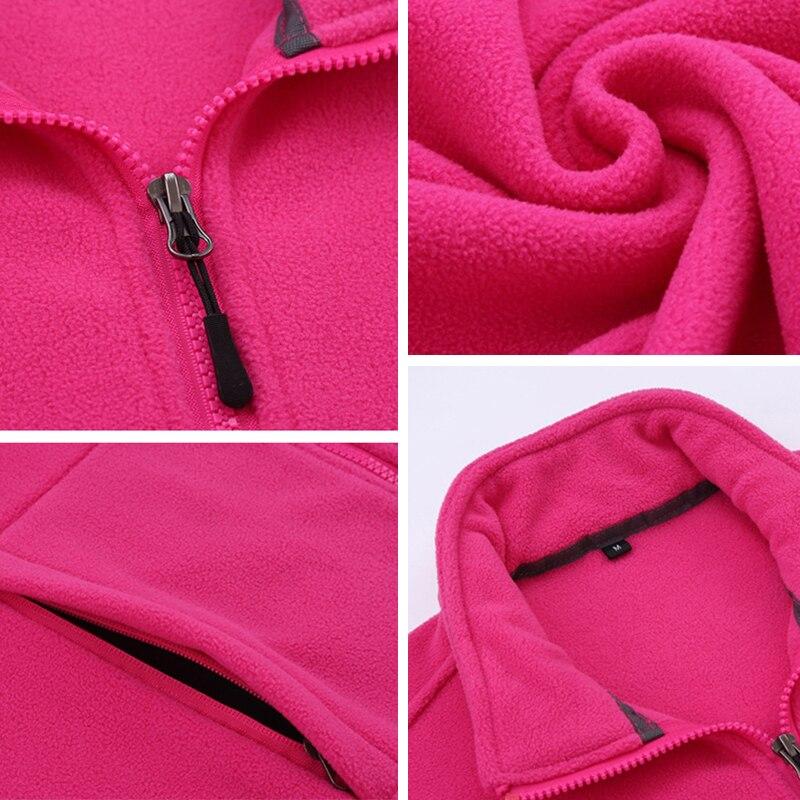 ciclismo velo termico quente cor solida gola com ziper casais jaquetas 05
