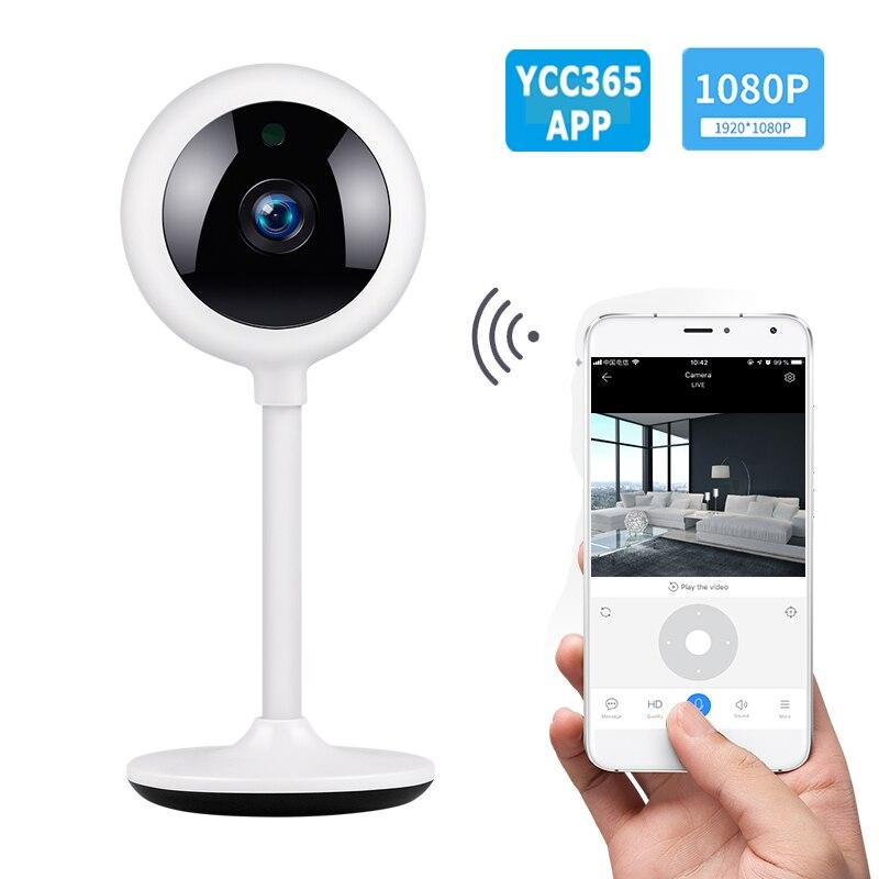 1080P ycc365 Home Camera WiFi Infared Camera Motion Detection Security IP Camera Baby Remote Control Wireless CCTV Camera