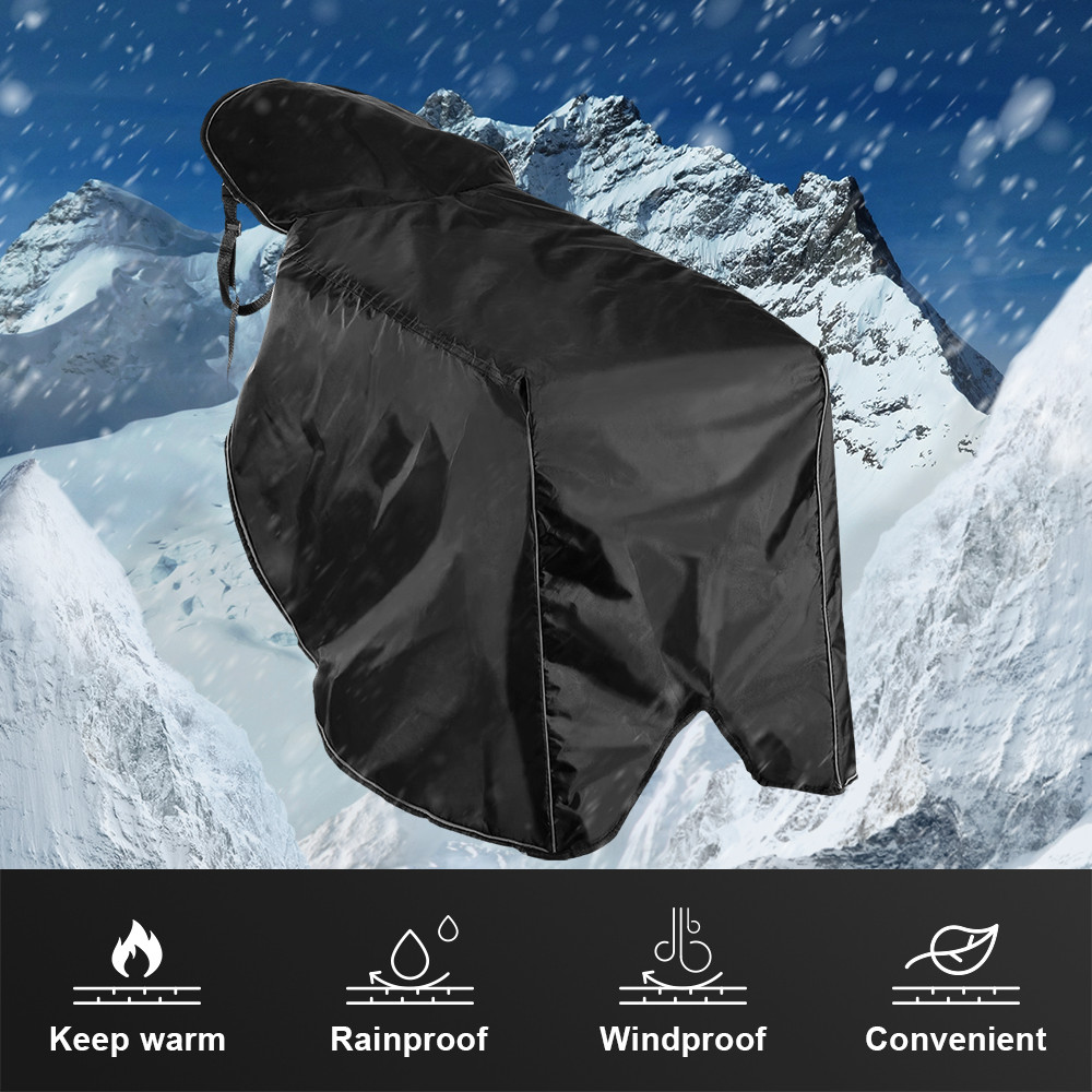 Universal Leg Cover For Scooters Motocycle Rain Wind Cold Moisture Weather Knee Protector Windproof Winter Quilt For TMAX 530