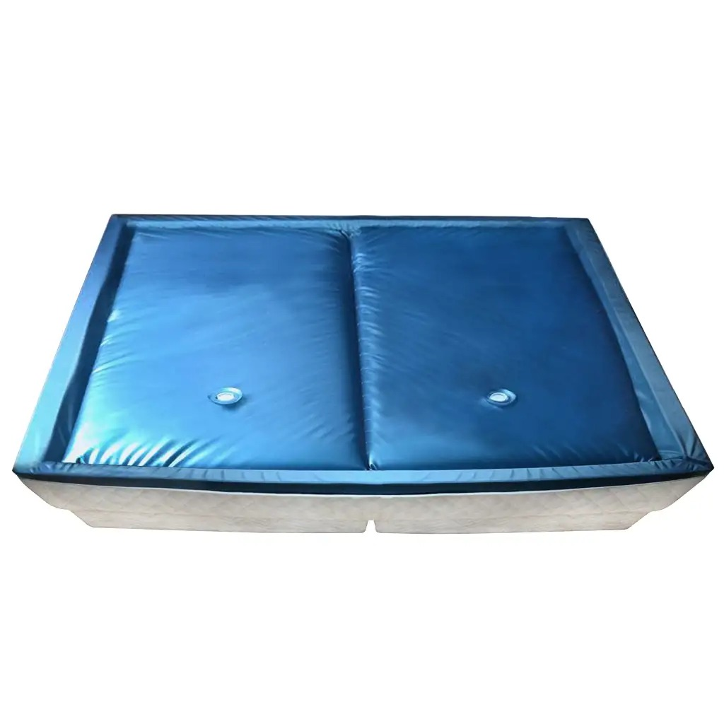 VidaXL Waterbed Mattress Set With Liner And Divider 200 X 220cm F5 245675