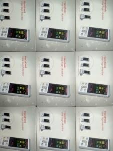 Image 4 - Ważny sygnał dla Monitor używany dla dorosłych/dzieci i noworodków skorzystaj z. Pomiar Spo2 temperatury, ręczny oksymetr do mierzenia pulsu Spo2 pulsoksymetr