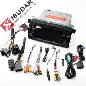 Image 5 - Isudar 1 Din Автомобильный мультимедийный плеер Android 10 GPS Авторадио Стерео система для BMW/E46/M3/Rover/3 серии RAM 4G ROM 64GB fm радио