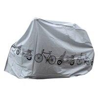 Открытый велосипедный водонепроницаемый чехол дождевик пылезащитный чехол Портативный скутер велосипед мотоцикл велосипед защитное снар...