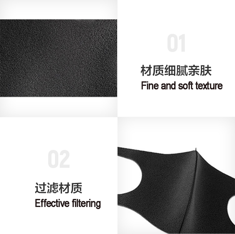 Breathable & Protective Mask (4)