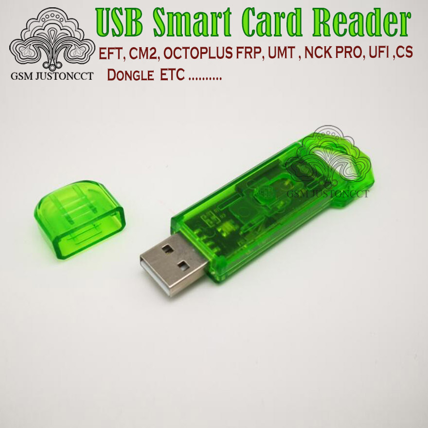 Original High Speed Smart Card EFT, CM2, OCTOPLUS FRP, UMT , NCK PRO, Ufi ,hua ,Dongle........