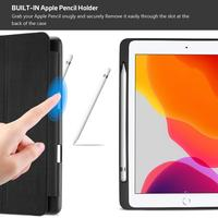 "protective tpu Case for iPad 10.2 2019 New Tablet,Generation 10.2"", Soft TPU Back Protective Smart Case with Auto Wake/Sleep & Pencil Holder (5)"