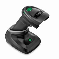 ZEBRA DS2278 CORDLESS 1D 2D HANDHELD IMAGERS WIRELESS BLUETOOTH BARCODE SCANNER WITH CRADLE