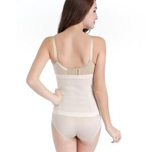 Image 2 - Shapewear Waist Training Corsets Belly Bands Support Slim Elastic Hot Shaper Postpartum Slimming Body Shaper for Women Pregnancy