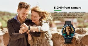 Image 5 - KOSPET Vision reloj inteligente para hombre y mujer, dispositivo con 4G LTE, 3GB + 32GB, cámara Dual, Bluetooth, Android 7,1, GPS, WIFI, Tarjeta Sim