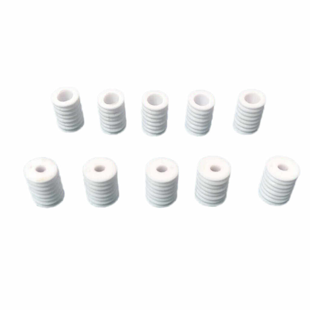 50pcs Rope Cord Lock Plastic Stopper Cord End Toggle Clip Buckle