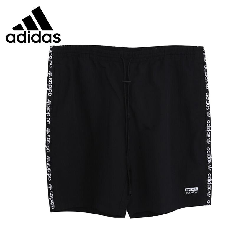 Original New Arrival  Adidas Originals TAPE WV SHORT Men's Shorts Sportswear