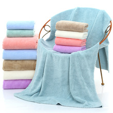 High density coralline velvet lace mother-child towel bath towel does not fall off the wool, does not fade superfine fiber towel crime does not pay vol 10