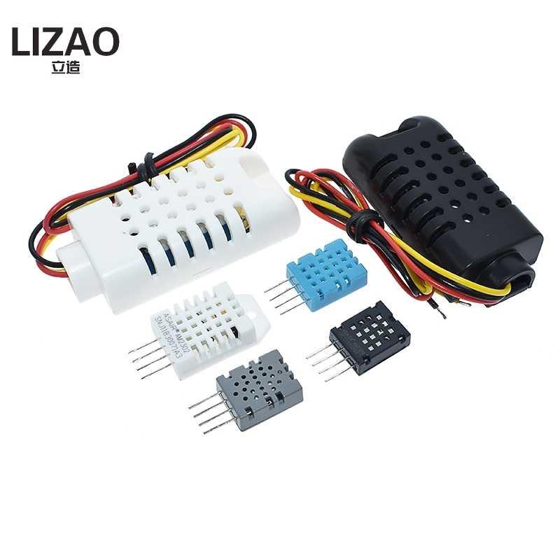 DHT11 DHT22 AM2302B AM2301 AM2320 Digitale di Temperatura e Sensore di Umidità AM2302 Temperatura e Sensore di Umidità Per Arduino
