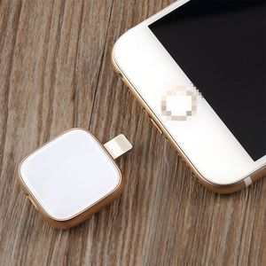 Image 2 - Supersonic Metal n Glass USB Flash Drive For iPhone 6/6s/6Plus/7/7Plus/8/X Macbook Otg/Lightning 2 in 1 Pen Drive For Android PC