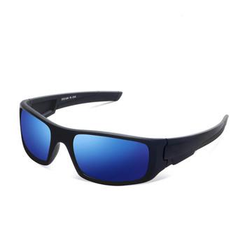 Modne okulary przeciwsłoneczne męskie okulary sportowe ochrona UV400 Golf okulary przeciwsłoneczne damskie okulary jazdy na rowerze okulary wędkarskie tanie i dobre opinie Sunglasses MULTI 6 5cm Akrylowe Unisex Poliwęglan glasses cycling 2019 glasses driver glasses cycling polarized glasses cycling cat eye