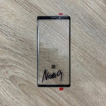 """6.4 """"Voor Samsung Galaxy Note 9 NOTE9 N960F N9600 N960N SM N960F/Ds Touch Screen Front Lcd Glass Panel outer Glas Lens"""