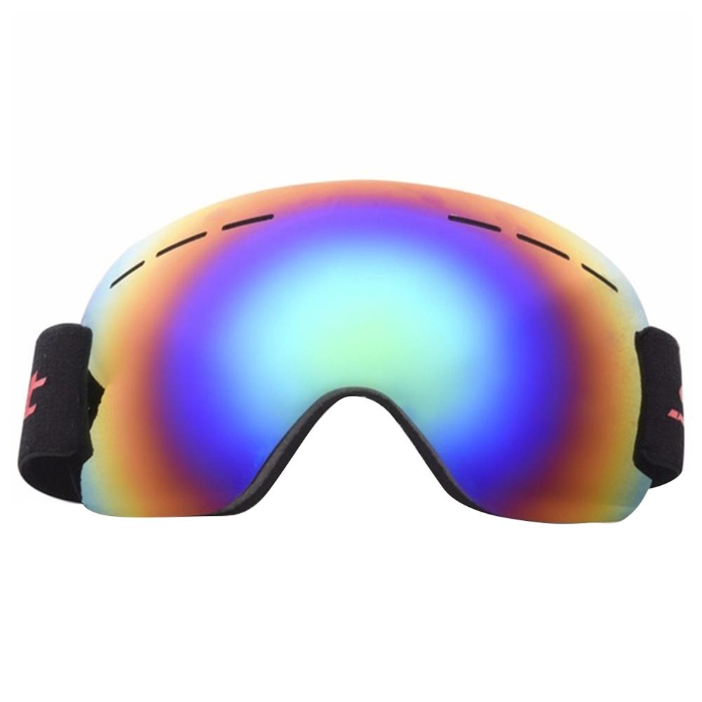 Ski Goggles Double Layers Anti-fog Big Ski Mask Glasses Skiing Snow Men Women Snowboard Goggles