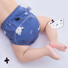Cotton Cartoon Baby Panties Toddler Briefs New Born Training Pants Underwear For Baby Girl Boy Underpants