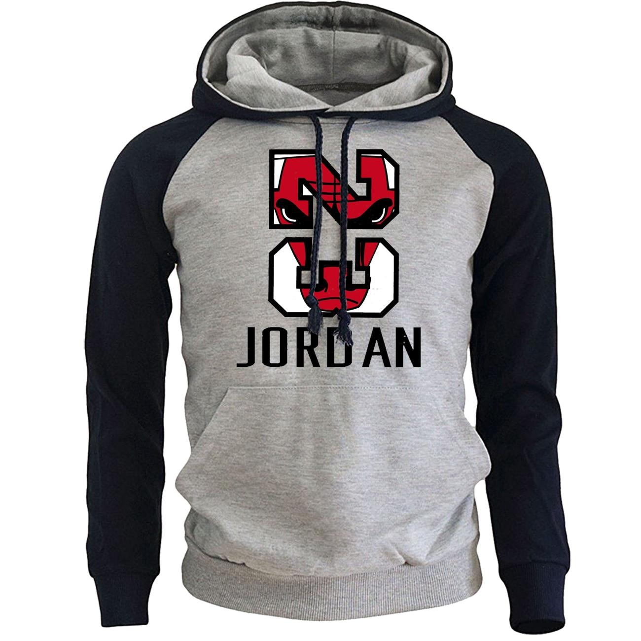Jordan 23 Printed Hoodie Sweatshirt Men 2020 Spring Autumn New Fashion Pullover Hooded Harajuku Mens Hoodies Hip Hop Streetwear
