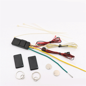 Image 1 - 2.4gh Wireless Immobilizer Car Engine Lock Autocar Immobilizer Intelligent Circuit Cut Off Anti Hijacking