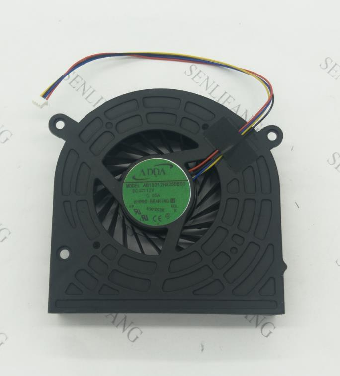 Free Shipping Cpu Cooling Fan For ASUS  AiO P1801 P1801-B089K T P1802 P1801-B037K AB10012HX25DB00 12v 0.55A Cooler All In One PC