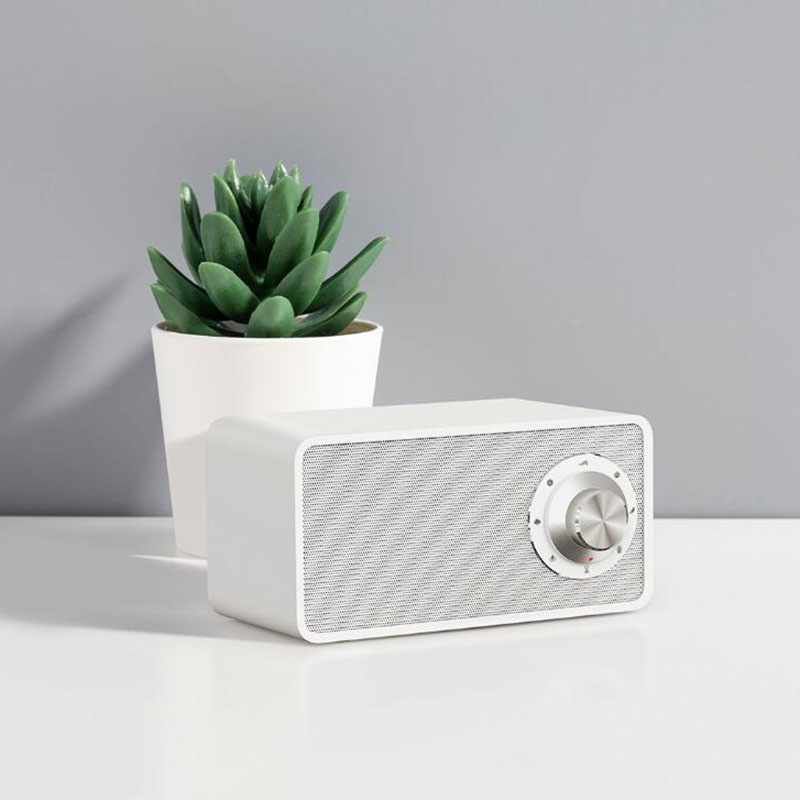 Image 2 - Xiaomi Mijia Qualitell Bluetooth Speaker Wireless Charger White  Noise Speaker New BLT5.0 EPP 10W Fast Charging Sleep SpeakerPortable  Speakers