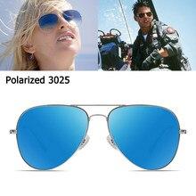 Moda JackJad conducción pescado polarizadas 3025 clásico estilo aviador gafas de Sol de aviación Vintage diseño de marca de gafas de Sol, gafas de Sol