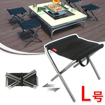 Wysokiej jakości podróżne krzesełko składane proste składane Mini stołek przenośny Camping wędkowanie pociąg stołek krzesło kempingowe grill tanie i dobre opinie Aotu China 330X300X320mm [Metallurgical] Alufe Folding tables and chairs