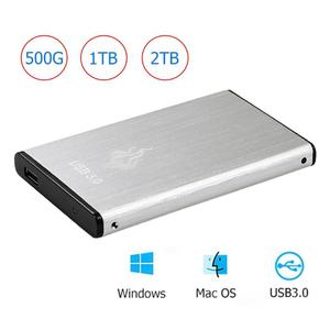 New 2.5inch 2TB/1TB/500GB USB3