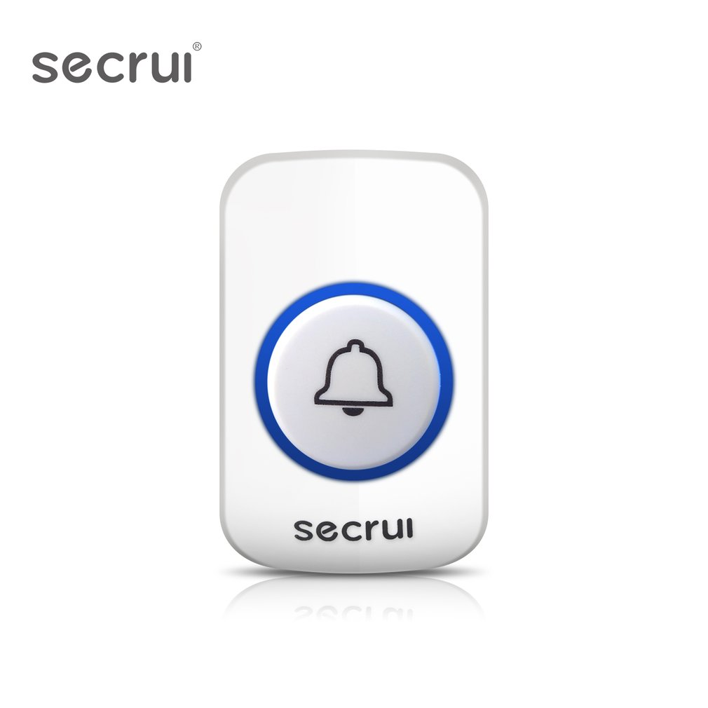 Alarm-Accessories Sos-Button 433mhz SECRUI Wireless for GSM PSTN Intelligent F51 title=