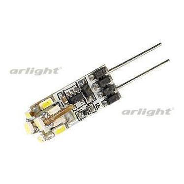 019414 LED Lamp AR-G4-12N0820-12V Day White ARLIGHT 1-pc