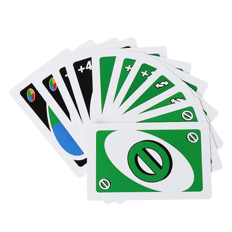 Classic Puzzle Games  108 Cards Family Funny Entertainment Board Game Fun Poker Playing Cards With A Box